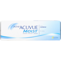 1 Day Acuvue Moist Daily Contacts Acuvue