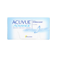 Acuvue Advance 1-2 Week Contacts