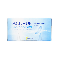 Acuvue Advance Plus 1-2 Week Contacts