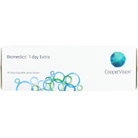 CooperVision Biomedics 1 Day Extra Daily Contacts