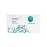 Biomedics 55 [1-2 Week Contacts] Cooper Vision