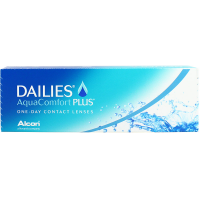 CIBA Vision Focus Dailies Aqua Comfort Plus Daily Contacts