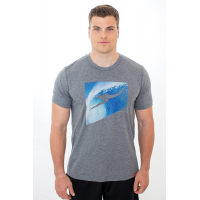 Surf's Up Tee - Grey