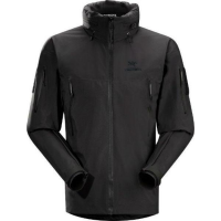 Arc'teryx LEAF Alpha Jacket GEN 2 (Discontinued Model) in Black