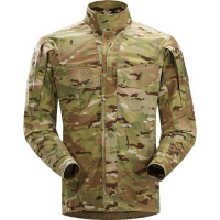 Arc'teryx LEAF Recce Shirt AR Camo in Green