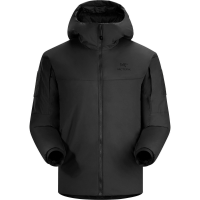 Arc'teryx LEAF Cold Windproof Hoody Jacket Light Weight in Black