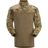 Arc'teryx LEAF Assault Shirt Fire Resistant - Camo in Green