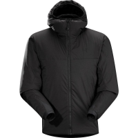 Arc'teryx LEAF Atom Light Weight Hoodie/Jacket  - in Black