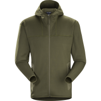 Arc'teryx LEAF Naga Hoodie/Jacket Full Zip in Ranger Green