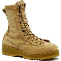 Belleville 790 ST Waterproof Safety Toe Boots in Tan