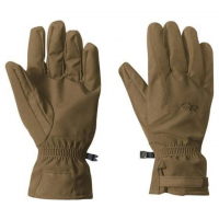Outdoor Research Poseidon Gloves in Coyote