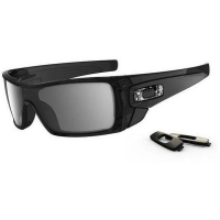 Oakley SI Batwolf Sunglasses - Black Ink Frame w/ Black Iridium Lens