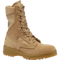 Belleville 300 DES ST Hot Weather Safety Toe Boots in Tan