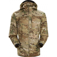 Arc'teryx LEAF Wraith Jacket Camo in Green