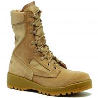 Belleville 390 DES Hot Weather Combat Boots in Tan
