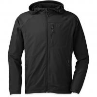 Outdoor Research Ferrosi Hoodie/Jacket  - in Black