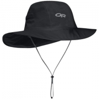 Outdoor Research Seattle Sombrero Sun Hat USA in Black
