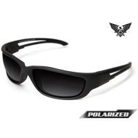 Edge Tactical Eyewear Blade Runner XL - Matte Black Frame / Polarized Gradient Lens