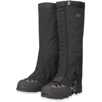 Outdoor Research Green Gaiters in Black