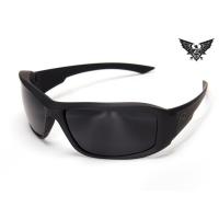 Edge Tactical Eyewear Hamel Thin Temple - Matte Black Frame / G-15 Lens