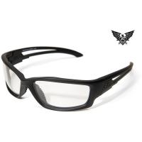 Edge Tactical Eyewear Blade Runner - Matte Black Frame / Clear Lens