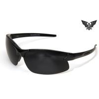 Edge Tactical Eyewear Sharp Edge - Matte Black Frame / G-15 Lens