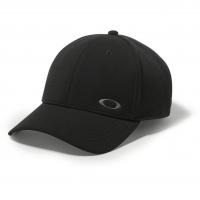Oakley Silicon Ellipse Hat in Black