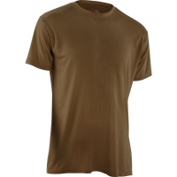 DRIFIRE Flame Resistant Ultra-Lightweight Short Sleeve Shirt Tee in Coyote Brown