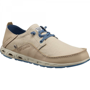 Columbia Men's Bahama Vent Relaxed PFG Shoe - 8.5 - Ancient Fossil / Steel