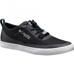 Columbia Men's Dorado CVO PFG Shoe - 9 - Black / Emerald Sea