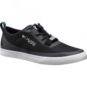 Columbia Men's Dorado CVO PFG Shoe - 9.5 - Black / Emerald Sea