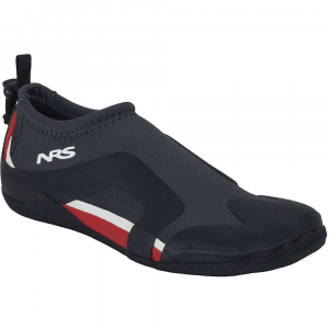NRS Kinetic Water Shoe - 6 - Black / Red