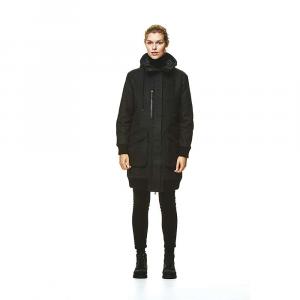 Jack Wolfskin Tech Lab Women's Kingston Jacket - Large - Pebble Grey