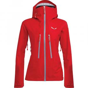 Salewa Women's Ortles 3 GTX Pro Jacket - Medium - Tango Red