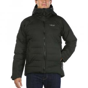 Rab Men's Valiance Jacket - Large - Black / Zinc