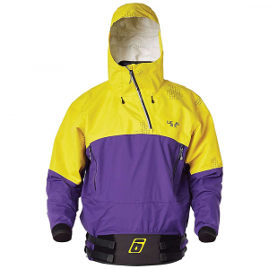 Level Six Juneau Jacket - XL - Bright Yellow