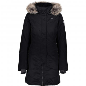 Obermeyer Women's Sojourner Down Jacket - 12 Petite - Black