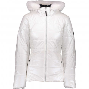 Obermeyer Women's Beau Special Edition Jacket - 14 Petite - White