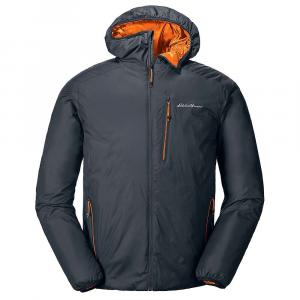 Eddie Bauer First Ascent Men's Evertherm Hooded Down Jacket - XXL - Storm