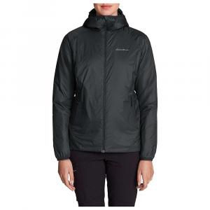 Eddie Bauer First Ascent Women's Evertherm Down Hooded Jacket - XXL - Black