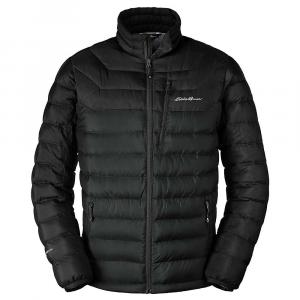 Eddie Bauer First Ascent Men's Downlight Stormdown Jacket - Medium - Black