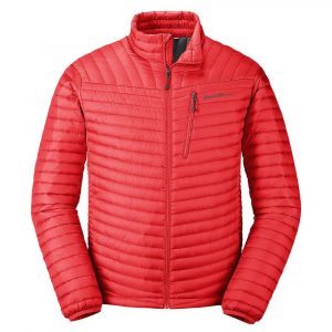 Eddie Bauer First Ascent Men's Microtherm 2.0 Stormdown Jacket - Large - Pimento