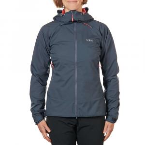 Rab Women's Vapour-Rise Jacket - L/14 - Steel