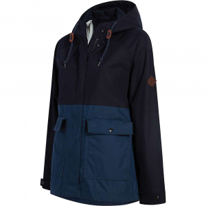 Woolrich Women's Eco Rich Crestview Heritage Jacket - Small - Navy