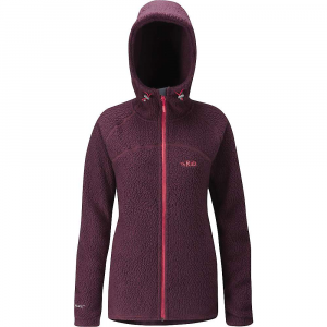Rab Women's Kodiak Jacket - Small - Rioja