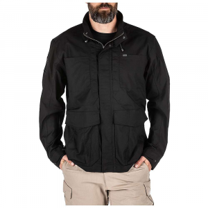 5.11 Tactical Men's Surplus Jacket - 3XL - Black thumbnail