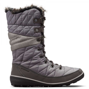 Columbia Women's Heavenly Omni-Heat Boot - 7 - Quarry / Dove