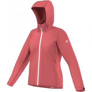 Adidas Women's Wandertag Insulated Jacket - Small - Super Blush