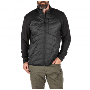 5.11 Tactical Men's Peninsula Hybrid Jacket - Small - Black thumbnail