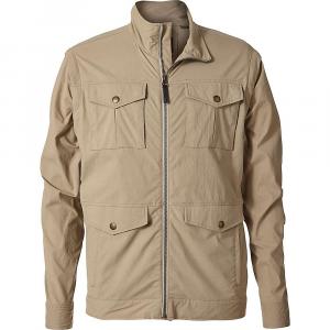 Royal Robbins Men's Traveler Convertible Jacket - Small - Khaki